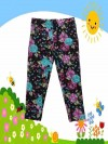 Legging Anak Branded Faded Glory Motif Bunga
