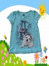 Baju Anak Branded Atasan Faded Glory Biru Doggy